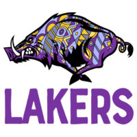 Love Me Some Lakers Design