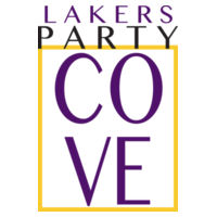 Lakers Party Cove Box Design