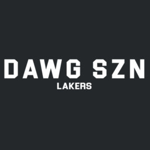 DAWG SZN Lakers Design