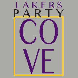 Lakers Party Cove Design