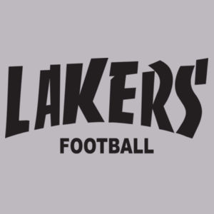 Lakers Football Design