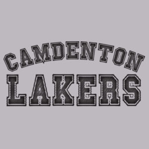 Camdenton Lakers Distressed Design