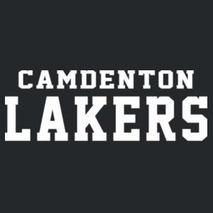 YOUTH Camdenton Lakers White Design
