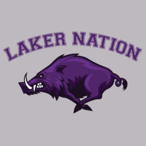 YOUTH Laker Nation Design