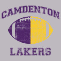 YOUTH Camdenton Lakers Dual Color Football Design