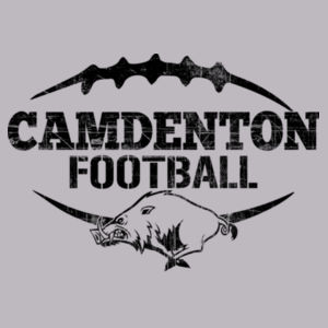 YOUTH Camdenton Football with Hog Design