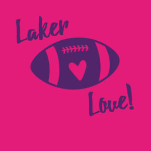 YOUTH  Laker Love Design