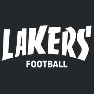 YOUTH Lakers Football Design