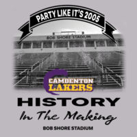 YOUTH  History In The Making - Lakers Design