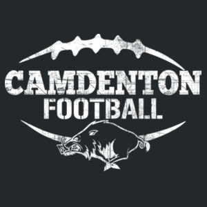 YOUTH Camdenton Football Design