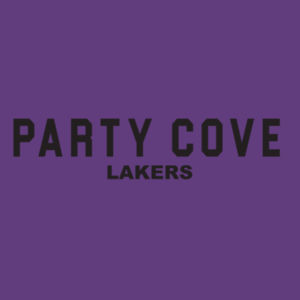 Party Cove Lakers Design