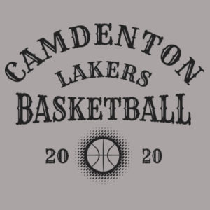 Camdenton Lakers Basketball 2018 Design