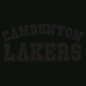 Camdenton Lakers - Unisex Zip Hoody Design