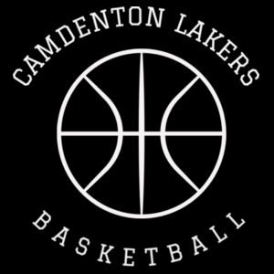 Camdenton Lakers Basketball - Youth Jersey Tank Design