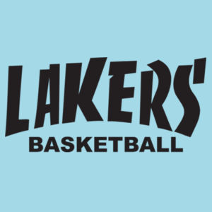 Lakers Basketball - Men's Jersey Long-Sleeve Baseball T-Shirt Design