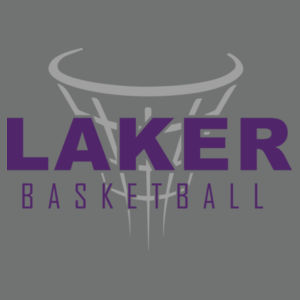 Camdenton Lakers Basketball - Heavy Blend Youth Crewneck Sweatshirt Design