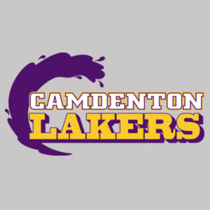 Camdenton Lakers - Mens Lightweight Fleece 1/4 Zip Design