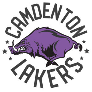 Camdenton Lakers - Unisex Short Sleeve Jersey Tee Design