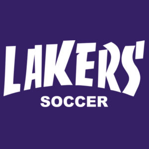 Lakers Soccer Design