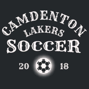 Camdenton Lakers Soccer Design