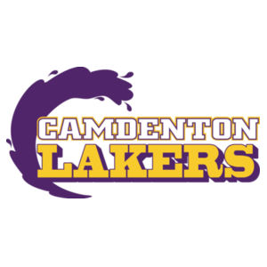 Camdenton Lakers Logo Front and Back Design