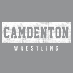Camdenton Wrestling - Eco-Fleece™ Women's Maniac Sweatshirt Design