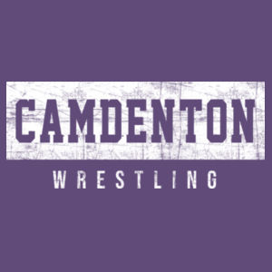 Camdenton Wrestling - Lightweight Fashion Short Sleeve T-Shirt Design