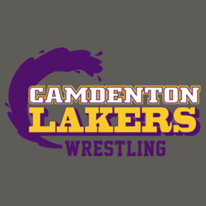 Camdenton Laker Wrestling - Jewel Polo Design