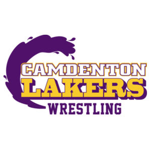 Camdenton Laker Wrestling - Caliber2.0 Polo Design