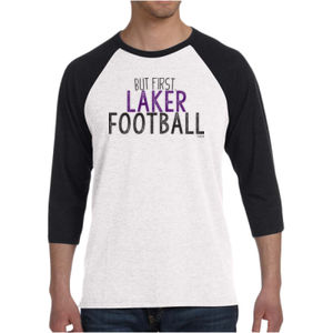 But First. Laker Football Thumbnail
