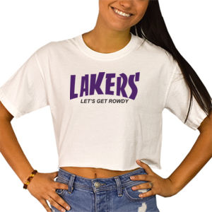 Lakers Let's Get Rowdy Thumbnail