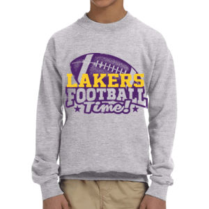 YOUTH Lakers Football Time Thumbnail