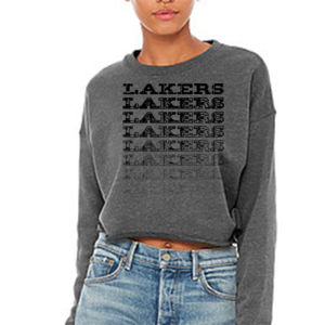 Lakers Faded Thumbnail
