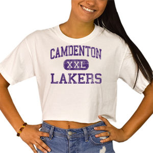 Camdenton XXL Lakers Distressed Thumbnail