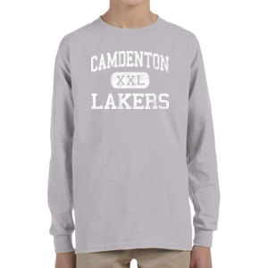 YOUTH  Camdenton XXL Lakers Thumbnail