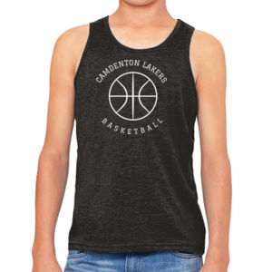 Camdenton Lakers Basketball - Youth Jersey Tank Thumbnail