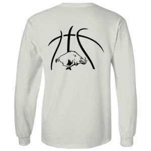 Camdenton Lakers Basketball - Ultra Cotton Long Sleeve T-Shirt Thumbnail