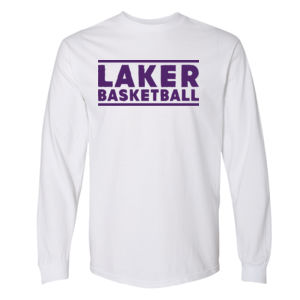 Camdenton Lakers Basketball - Hammer Long Sleeve T-Shirt Thumbnail